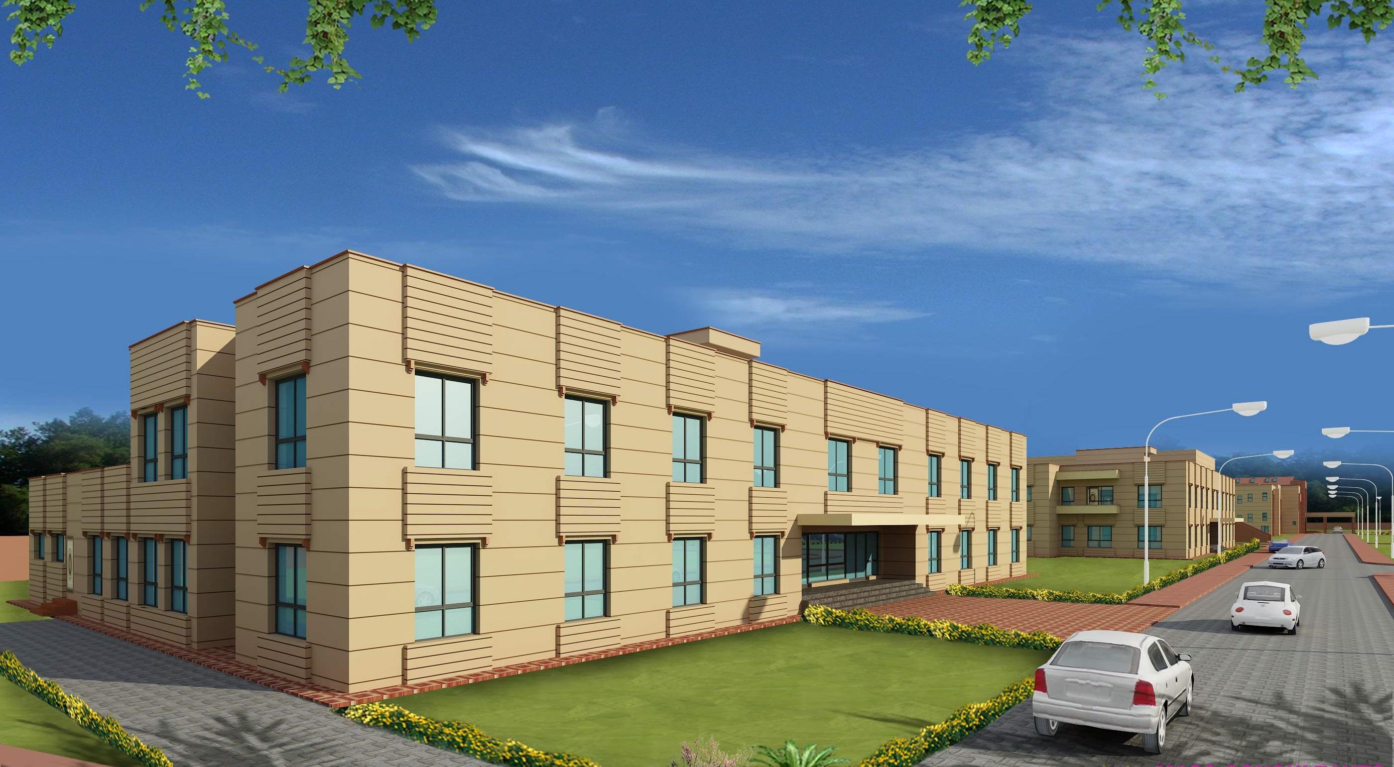 CMH-Kharian Medical College